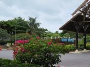Entrance to Koh Samui Airport