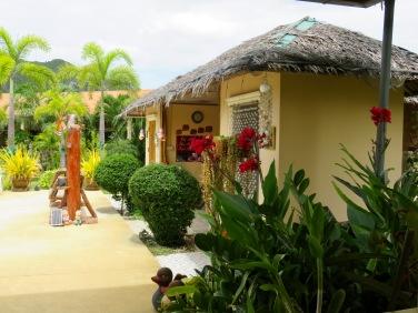 Beautiful Gardens at Stella Resort