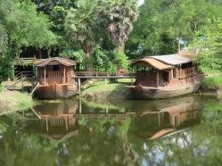 Restaurant at the Visitor Centre, Kaeng Krachan NP