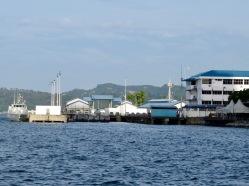 Sandakan Naval base