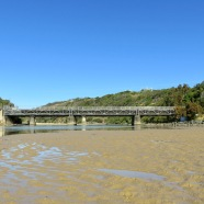 Railway Bridge over Boambee Creek Sawtell