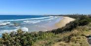 Murray's Beach, Sawtell