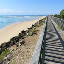 Boardwalk at Urunga