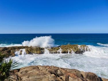 SW Rocks coastline