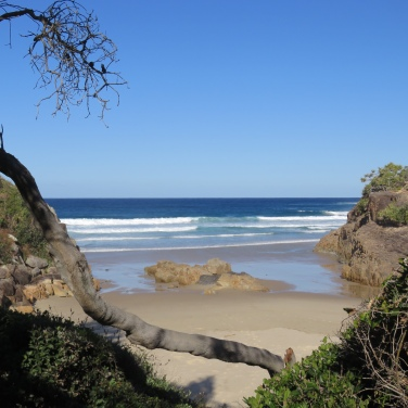 Little Bay, Arakoon National Park