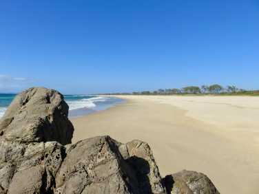 Stuart's Point Beach