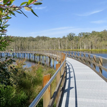Urunga Wetlands Boardwalk