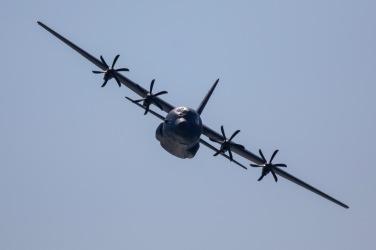 RAAF Flyby