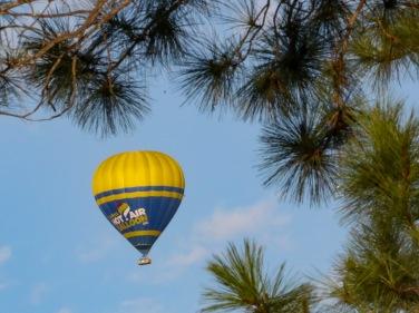 Passing Balloons