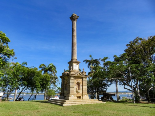 Monuments of Cooktown